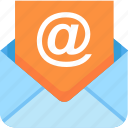 email, envelope, letter, mail, marketing icon