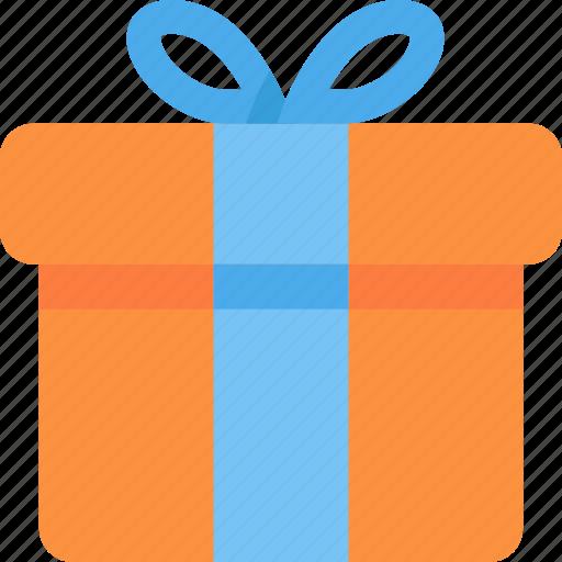 box, free, gift, present icon