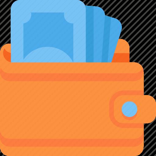 money, purse icon
