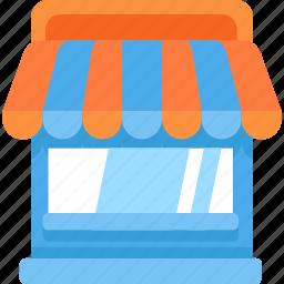 building, shop icon