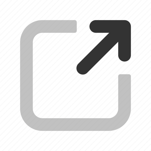 expand, fullscreen, interface icon