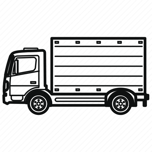 auto, car, truck, vehicle icon