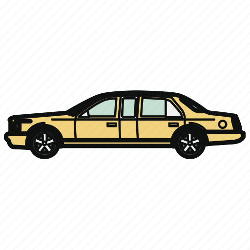 auto, car, limousine, vehicle icon