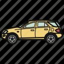 auto, car, suv, vehicle