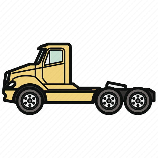 auto, car, tractor, truck, vehicle icon