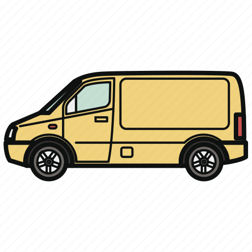 auto, car, van, vehicle, wagon icon