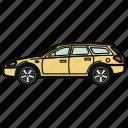 auto, car, vehicle, wagon