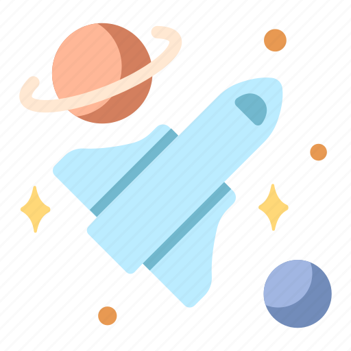 astronomy, planet, science, space, spaceship, universe icon