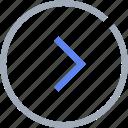 control, multimedia, play icon