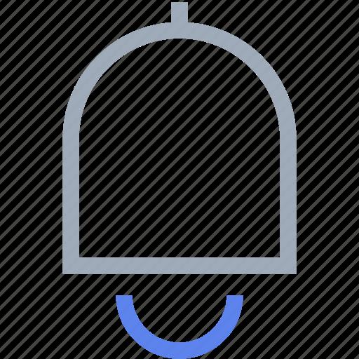 alarm, bell, ring, sound icon