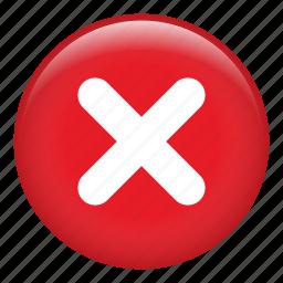 basic app, cancel, close, cross, delete, interface, remove icon