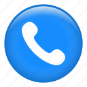call, conversation, phone, phone call, technology, telephone icon