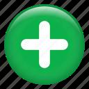 add, circle, creative, plus, plus button