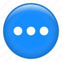 app, choices, circle, menu, options, setup