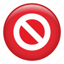 ban circle, ban traffic, cancel, diagonal, no entry, no parking, stop icon