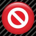 no entry, stop, diagonal, ban circle, cancel, ban traffic, no parking