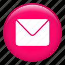 envelope, letter, mail, message, email, close envelope
