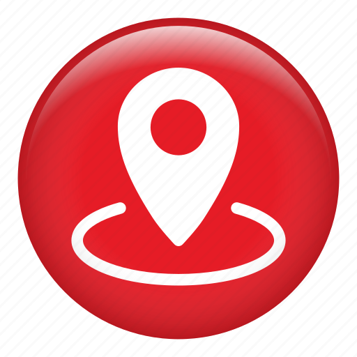 direction, location, map, marker, navigation, pointer icon