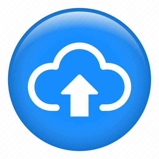cloud computing, cloud storage, data storage, up arrow, upload cloud, uploading icon
