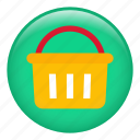 basket, buy, commerce, ecommerce, shopping icon