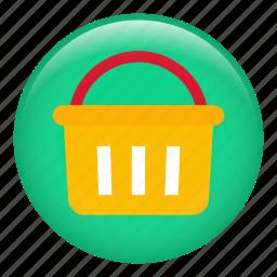 basket, buy, commerce, ecommerce, shopping icon