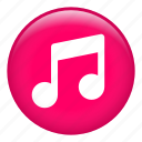 audio, melody, musical, musician, singer, singing, song icon