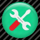 repair, garage, screwdriver, equipment, wrench, spanner, tools