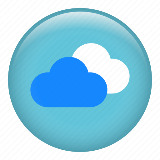 cloud, clouds, cloudy, computing cloud, storage, weather icon