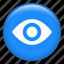 eye, eyes, gestures, optical, organ, view, vision