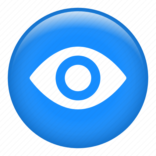 eye, eyes, gestures, optical, organ, view, vision icon