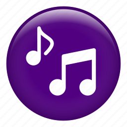 music, music note, musical note, quaver, represent, song, sound icon