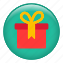 birthday, box, christmas, christmas presents, gift, present icon