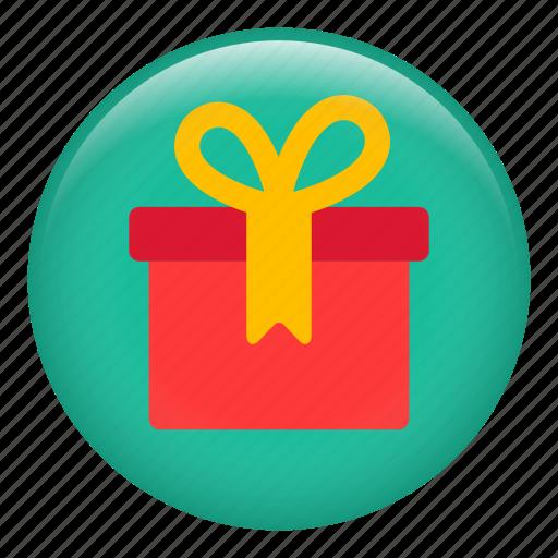 birthday, box, christmas, christmas presents, gift, present icon