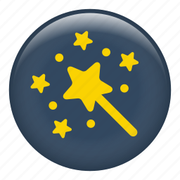 fix, helper, instrument, magic wand, magician, sorcery, witch icon