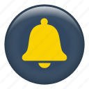 alarm, alert, bell, bell ringing, church, indicator, ring icon