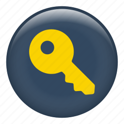access, door, key, passkey, password, protection icon