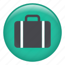 briefcase, business, case, documents, office case icon