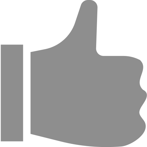 like, thumbs, up icon