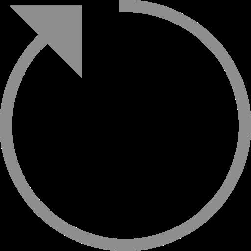 arrow, arrow circle, refresh icon