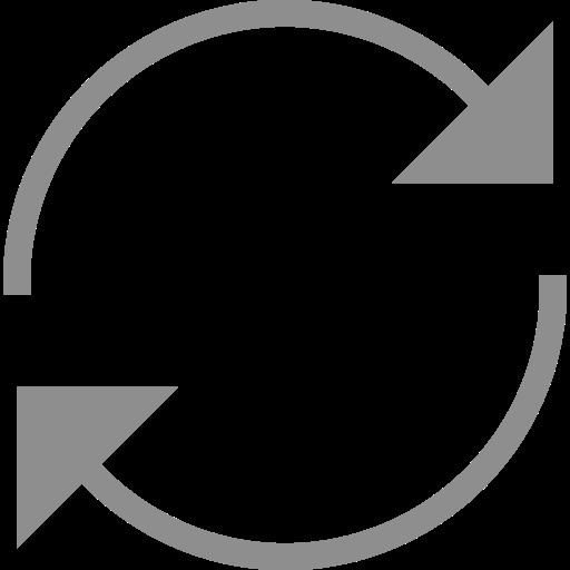 arrow circle, arrows, load, loading, refresh, sync icon
