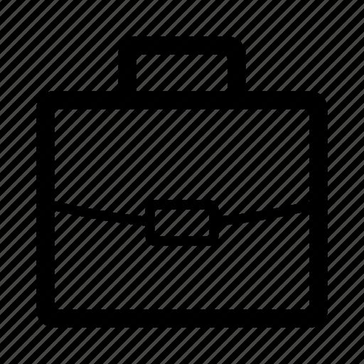 bag, briefcase, business, case, ios, portfolio, work icon