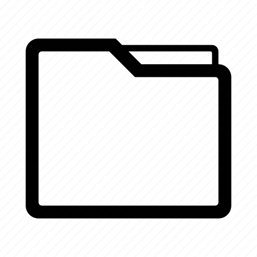 document case, file folder, folder, group, ios, new folder, web icon