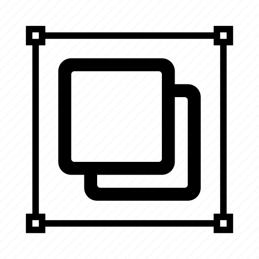 group, grouping, ios, square, together, union, web icon