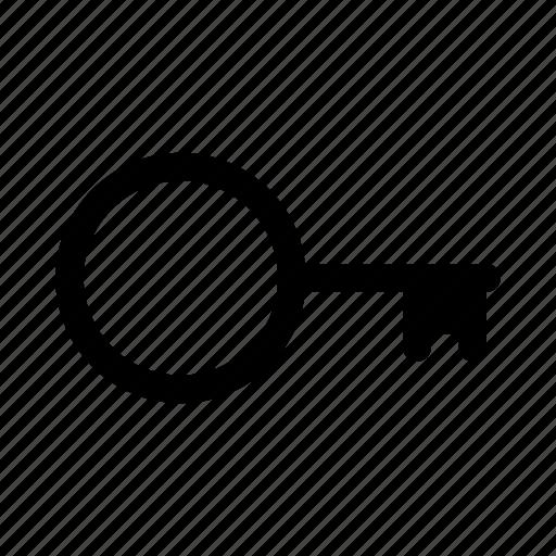 authorization, enter, house key, ios, key, open, web icon