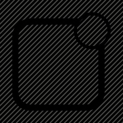 app, application, ios, notification, program, project, web icon