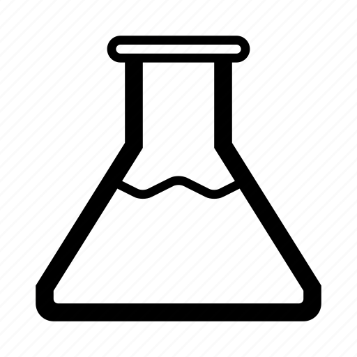 chemistry, experiment, flask, ios, lab, laboratory, science icon