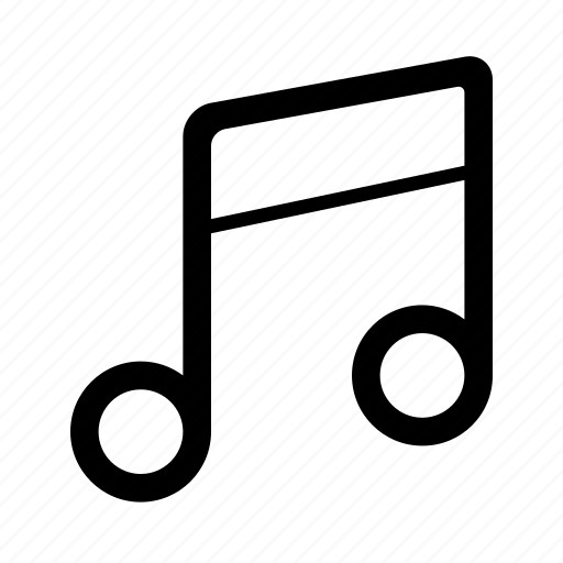 ios, music, note, sing, song, tunes, web icon