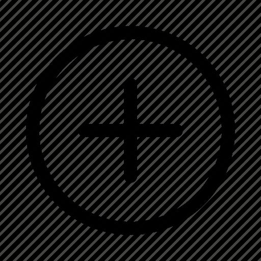 add, addition, cross, ios, medicine, plus, web icon