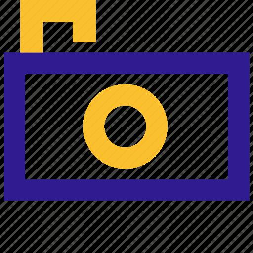 basic, camera, line, photo, ui icon