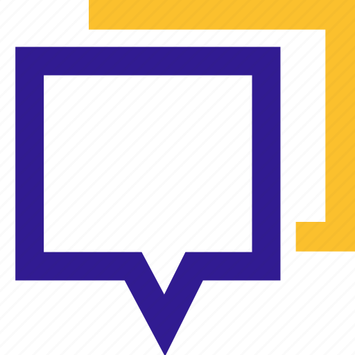 basic, chat, line, ui icon